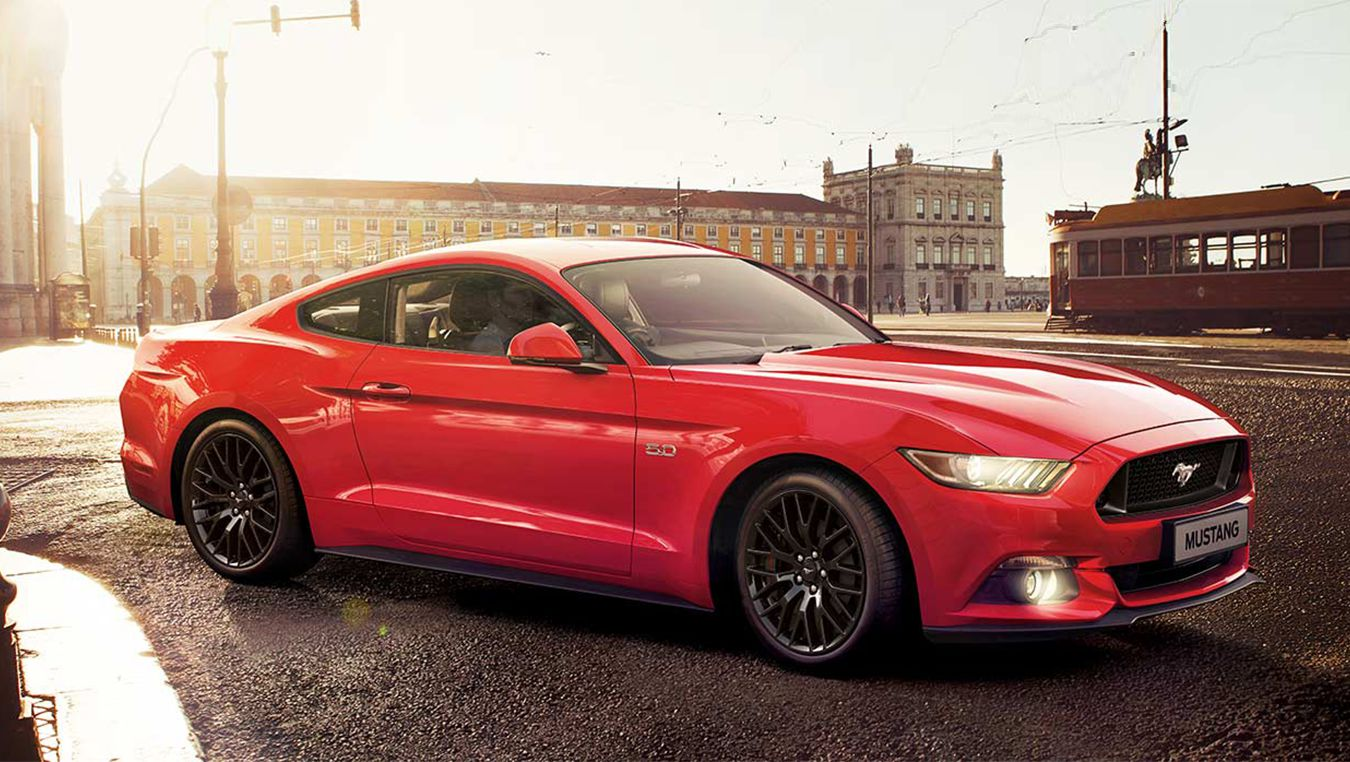 Ford Mustang Price in Noida