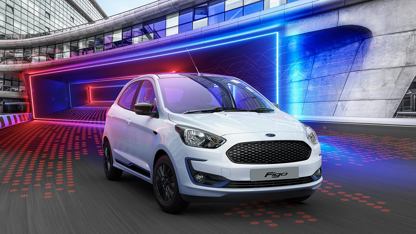 Ford Figo Price in Noida