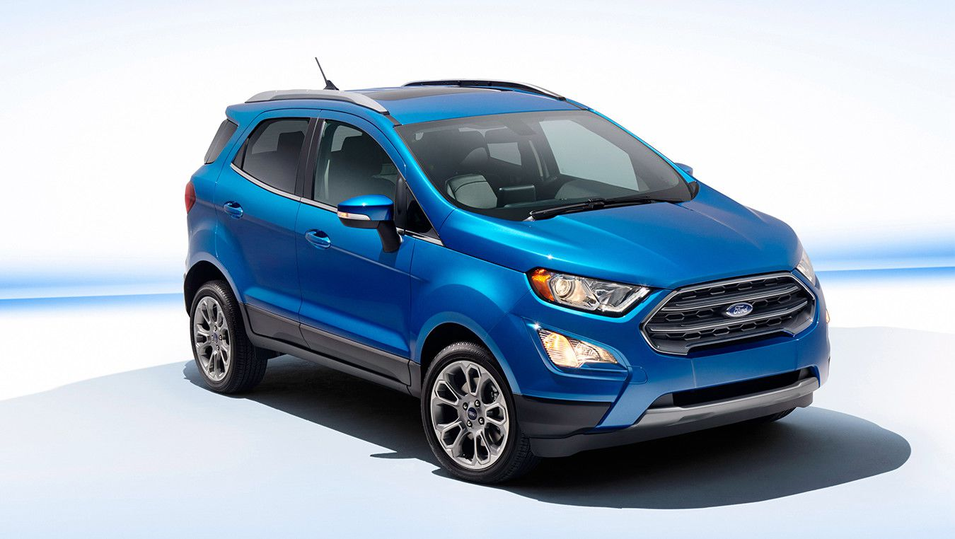 Ford Ecosport Price in Noida