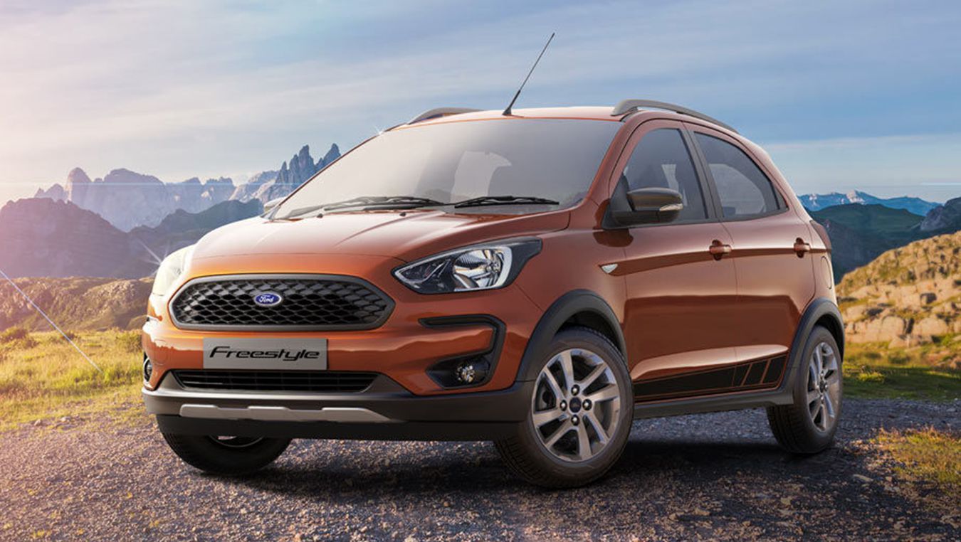 Ford Freestyle Price in Noida